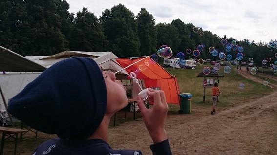 Das war unser Sommer – Zeltlager und Sommerdings 2015