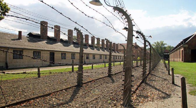 Gedenkstättenfahrt nach Auschwitz