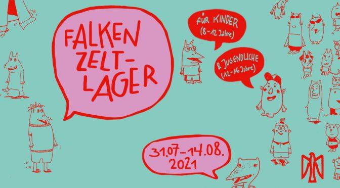 Zeltlager 2021 – Mecklenburg!