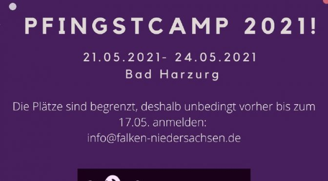 Pfingstcamp 2021